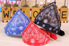 Free shipping! Mix color order!Wholesale 12pcs/lot size L(2.0cm) PU red/blue/black pet scarf,dog scarf,dog bandana,pet collar