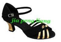 2012 New  Latin Dance Shoes Women's shoes 6cm Heels 8 Colors EU Size 34-40 Free Shipping