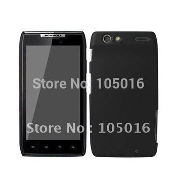 Free shipping 1pc hard Case Cover for Motorola RAZR XT910 mobile phone