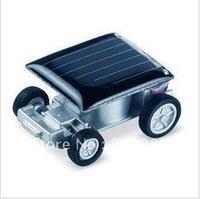 1pc Mini Solar Racer Solar Racing car Solar Powered Car free shipping