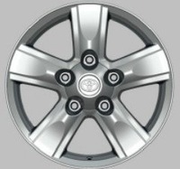 MJH052L BEAUTIFUL WHEEL RIM FOR CAR