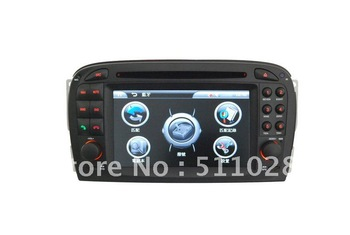 WS-8817   dvd player for benz Mercedes SL R230:(2001-2004.6)  DVD/BT/TV/FM/IPOD/RDS/GPS/CAN BUS