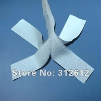 20mm White Color Self- Adhesive Velcro Tapes Free Shipping