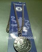 Товары для занятий футболом Chelsea fc flat wallet / fans black purse