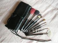 Free shipping 9Pcs Makeup Brush Set
