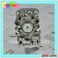 Wholesale Dress women watch ladies and fashion watch  steel watch with JANPAN MOVEMENT