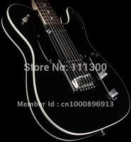 Custom Shop  Tele Electric Guitar Rosewood Black