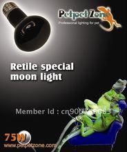 Reptile moon light bulb/lamp R80 100W - PetpetZone(China (Mainland))