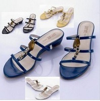 fashion diamond Sandals, 3 colours size 34 to 39, free shipping,hot selling