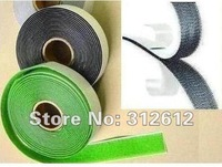 50mm White Color Self Adhesive Velcro Strap  Free Shipping