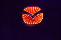 Car styling / Hotsale logo / free shipping / 3D car badge light for Mazda6