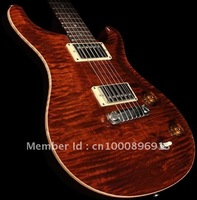 New Guitar Red Solid mahogany Solid body Electric