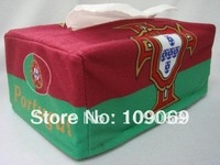 Portugal  tissue box cover / popular paper towel box covers tissue box paper holder