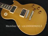 Musical Instruments cherry Slash Signature Gold top Mahogany pickups Electric Guitar