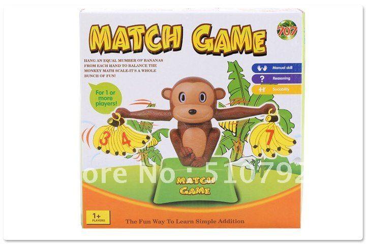 Monkey Banana Game Bingo Game Banana Monkey