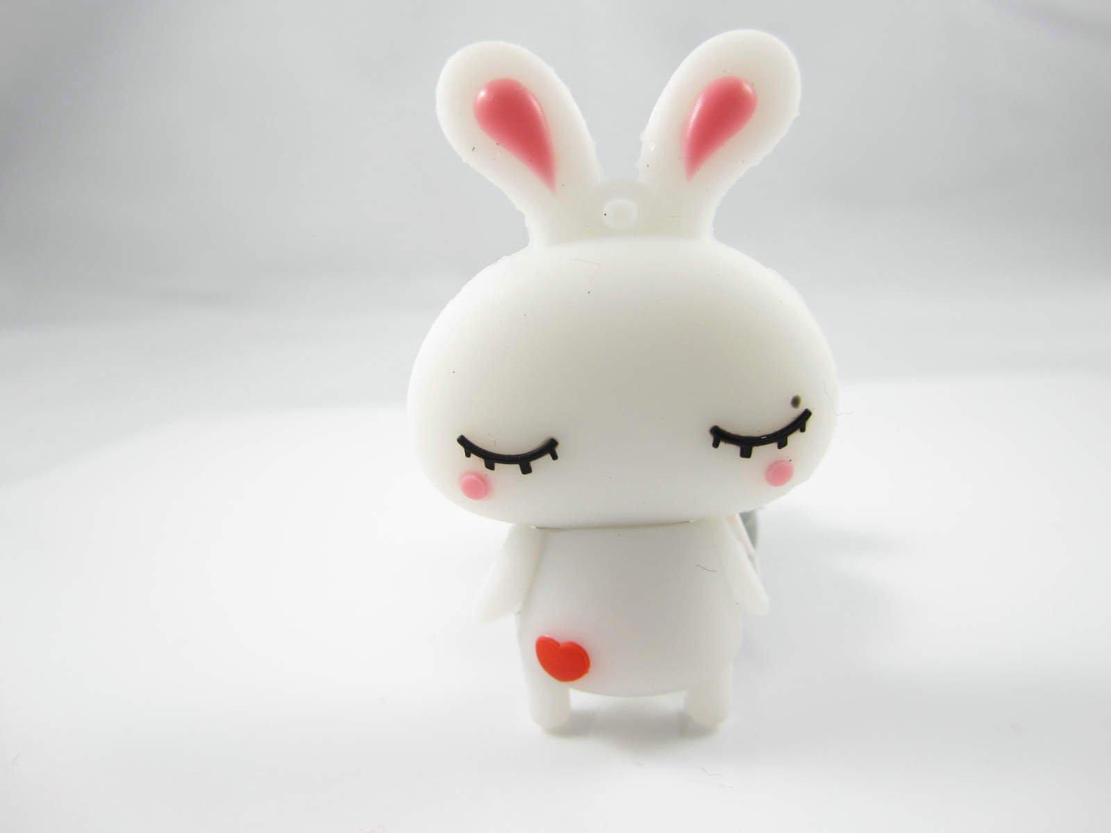 Cute Cartoon Bunnies W...