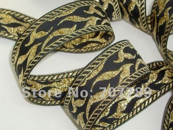 New style sewing supplies garment accessories jacquard webbing free shipping 29mm Wholesale / retail