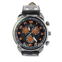 Наручные часы Multi-functional EL G 30M Waterproof Analog Digital Sports Shock Men Watch - Yellow