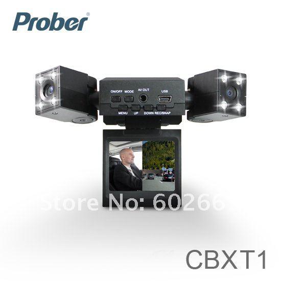 Автомобильный видеорегистратор New 2.0 inch Full HD 1080P AV out Vehicle Camera Car DVR CBXT1