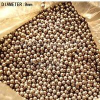 100 pcs Dia/Diameter 9 mm bearing balls Carbon steel ball bearings in stock