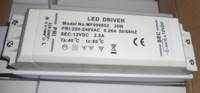 12V/30W constant voltage led driver,AC100-240V input