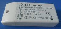 12V/12W constant voltage led driver,AC220-240V input