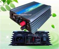 CE ROHS Approve 500W On Grid Tie Solar Inverter 48vdc input to ac 100v/110v/120v Free Shipping