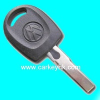 Free shipping VW Passat transponder car key with VW ID48 CAN chip