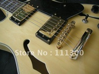 hot Musical Instruments Custom Shop Trini Lopez  335, Stop bar geige Electric Guitar,