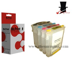 Free Shipping Ink Refill Kit 940XL,C4906AN,C4907AN,C4908AN,C4909AN,940,940xl empty refillable Ink cartridges For HP 8000,8500(China (Mainland))