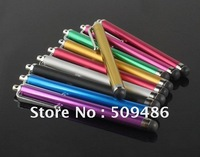 New Arrival Metal Touch Screen Stylus Pen For Apple iphone 4 4G 4S iPad 2,for iphone 4 4S Stylus,200pcs/Lot DHL Free Shipping