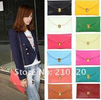 Fashion Girl Women Leather Elegant Shoulder Bag Designer Butterfly bow-knot Clutch Purse wristlet evening bag wallet Handbag