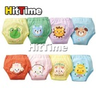 1Pcs New Baby Boys Girls Toilet Training Pull-up Pants Waterproof 4 Layers  [12549|99|01](China (Mainland))