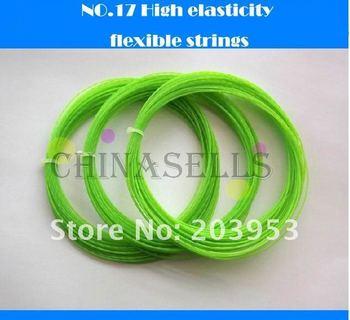 free ship top tennis spin string tennis racquet strings racket line 60-70 lbs