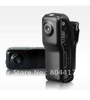Free Shipping Guaranteed New 100%  High Quality 1Pcs Sports Mini Video Record Camera MD80 Camcorder High-Resolution Mini DV DVR