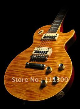 Guitar Musical Instruments Custom Slash Appetite orange Electric Guitar