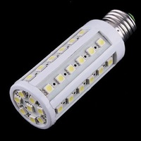 9W E27 Corn Light 44-LED Bulb Lamp Warm White 220~240V Energy Saving