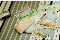 Free Postcard /Greeting Card/Gift Card/Vintage postcard,South Korea boxed postcard