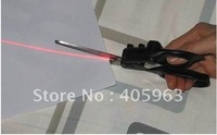 Free Shipping Sewing Laser Scissors Cuts Straight Fast Laser Guided Scissors dropship