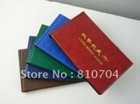 professtional paper money album,paper money collection book,paper money stock, wholesale/retail Free Shipping