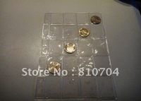 20 grids replacement pages for coin album,coin collection book,coin stock book wholesale/retail Free Shipping
