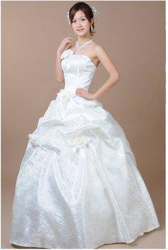 2012 new wedding dress is super pretty and sweet fairy tale princess bride wedding dress-W2