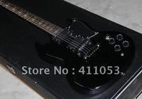 2010 New Arrival Beautiful Signature Electric Guitar in black