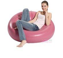 popular pink inflatable sofa