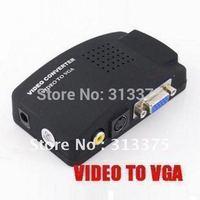 Video converter AV TO VGA converter