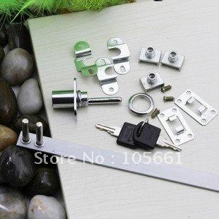 Office lock drawer lock cabinet door lock is a lock chain / t three /10 years free shipping