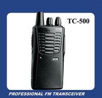 DHL Free Shipping NEW TC-500 UHF 16CH Portable wireless walkie talkie