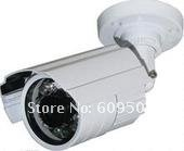 "selling 2pcs/lot 1/3"" SONY CCD 600TVL waterproof CCTV camera 8036cp ir camera free shipping"
