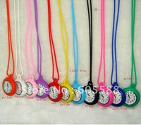 120pcs/lot DHL/FedEx Free Shipping ! 2012  Fashion Silicone hang Doctor Nurse Watch Wholesale +11 Colors Available Promotion