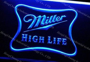 so good  Miller high life Led Neon Sign Light Signs Display Neon Light 263#